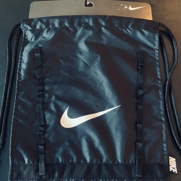 NWT Nike Drawstring Backpack